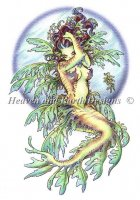 Leafy Mermaid