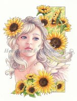 Sunflower Child Material Pack