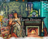 QS A Stitch In Time Fireplace Material Pack