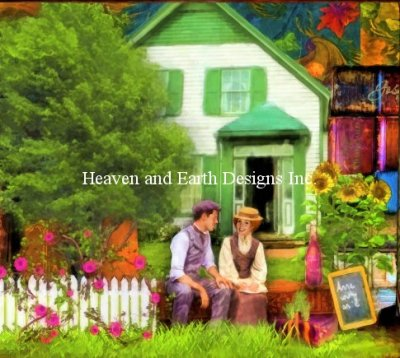 QS Anne Of Green Gables Material Pack