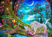 Supersized Unicorn Haven Max Colors Material Pack