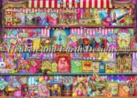 Supersized Sweet Shoppe Material Pack