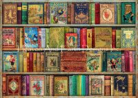 The Bountiful Book Shelf Max Colors
