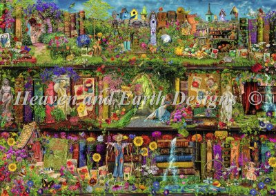 The Secret Garden Max Colors Material Pack