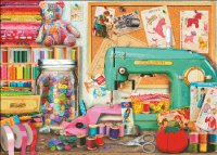 The Sewing Desk Material Pack
