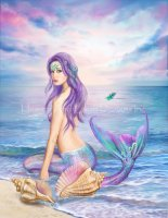 Blue Mermaid Select A Size Max Colors