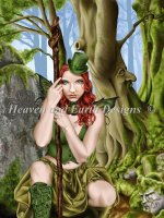 The Green Faery Material Pack