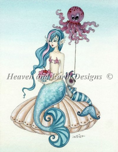 Mermaids Like Cupcakes Too