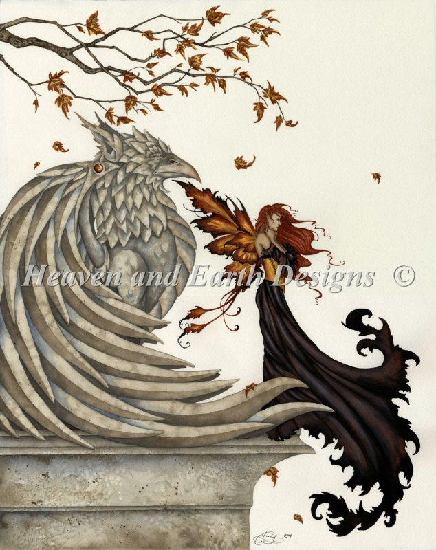 The Autumn Griffin - Click Image to Close