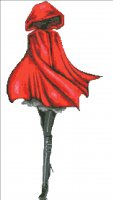 Little Red Riding Hood NO Background