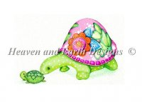 Mom And Baby Turtle Material Pack