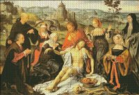 Altar Piece of the Lamentation