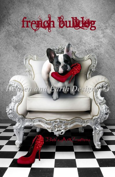 French Bulldog Material Pack