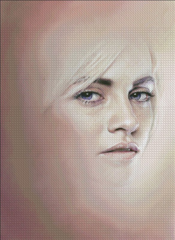 Ginta Face Study One - Click Image to Close