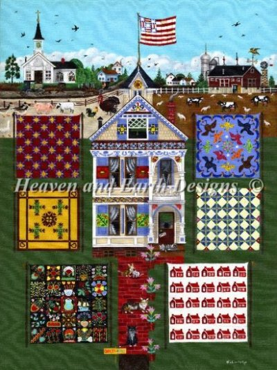 House of Quilts