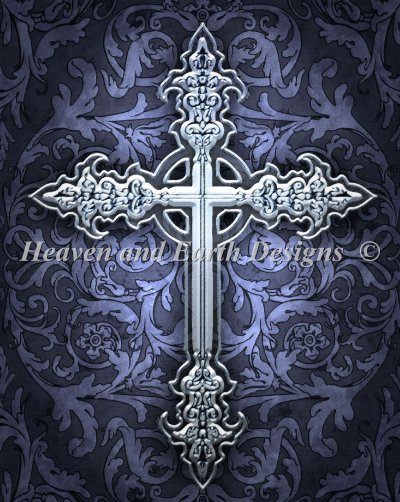 Gothic Cross Max Colors Material Pack