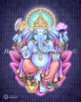 Mini Ganesha NO Background