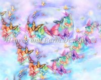 Butterfly Mist Material Pack
