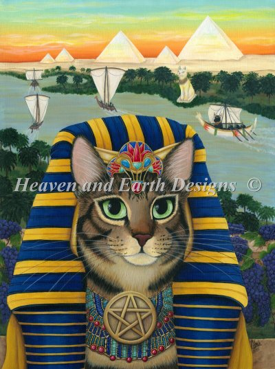 Pharaoh Cat Material Pack