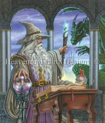 The Wizard's Emissary
