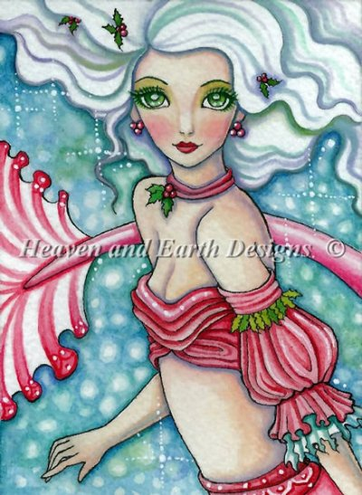 QS Holly Mermaid