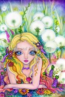 QS Dandelion Fairy Kingdom
