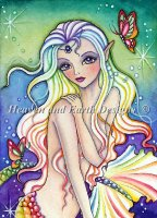 QS Rainbow Mermaid
