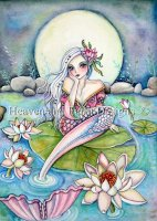 Water Lily Mermaid