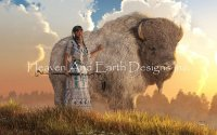 White Buffalo Woman DE