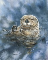 Sea Otter NO Background