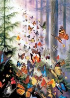 Butterfly Woods Material Pack