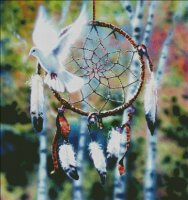 Dreamcatcher Dove