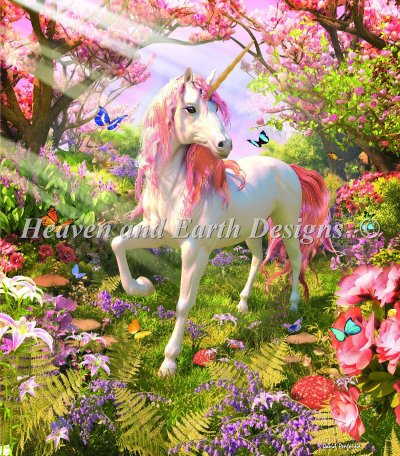Unicorn Spring Max Color
