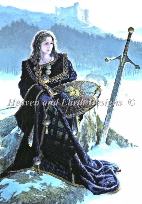 Anna Of The Celts Max Color - Click Image to Close