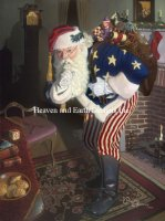 Father Christmas Civil War