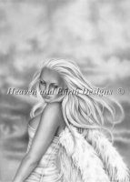 Diamond Painting Canvas - Angels Goodbye