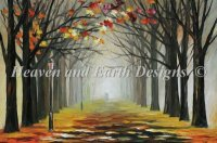 Diamond Painting Canvas - Mini Almost Winter