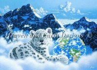 Diamond Painting Canvas - Mini Bed of Clouds