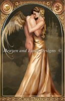 Diamond Painting Canvas - Mini Eros And Psyche