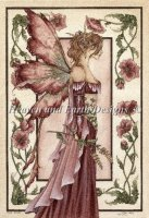 Diamond Painting Canvas - Mini Faery Bride