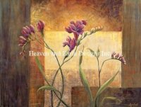 Diamond Painting Canvas - Mini Freesia