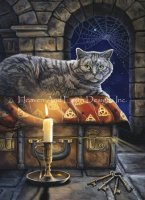 Diamond Painting Canvas - Mini Keeper Of Secrets