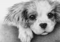 Diamond Painting Canvas - Mini Little Puppy