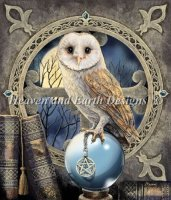 Diamond Painting Canvas - Mini The Spell Keeper