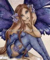 Diamond Painting Canvas - QS Nice Faery