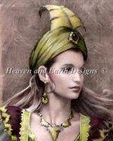 Diamond Painting Canvas - QS Scheherazade