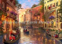 Sunset In Venice Material Pack
