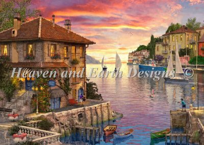 The Mediterranean Harbour Material Pack