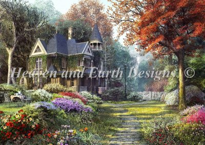 Victorian Garden Max Colors Material Pack