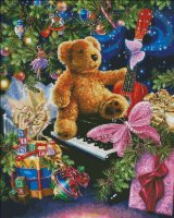 Christmas Bear Wishes